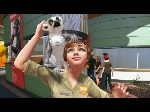 A Free Zoo For Everyone - Let's Play Zoo Tycoon With Alfredo And Naomi - Episode 3 video