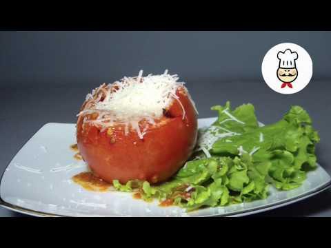 ВКУСНЕЙШИЙ ЗАВТРАК!!! УДИВИТЕ своих родных !!! Egg baked in tomato