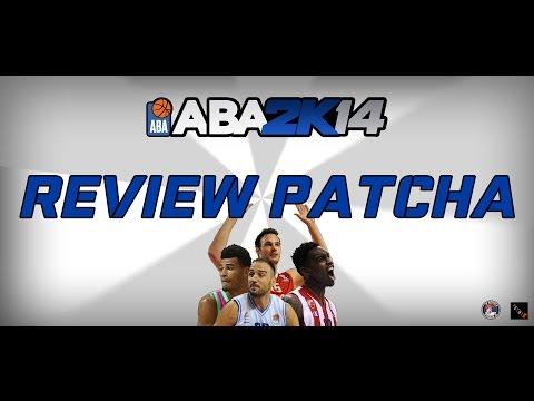 ABA 2015-16 za NBA 2k14|REVIEW PATCHA