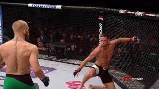 UFC 202: Fight Motion