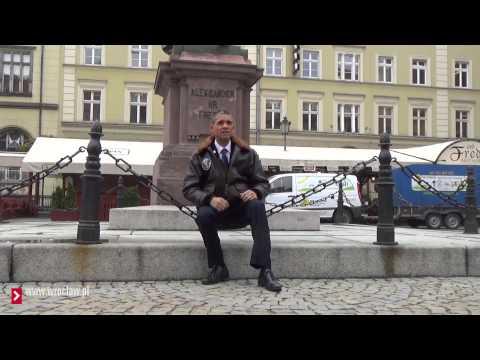 Barack Obama Na Spacerze We Wrocławiu