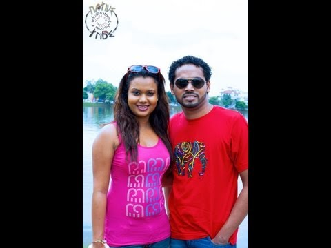 Gayesha Perera with Her Boy Friend