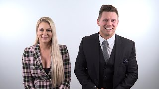 The Miz and Maryse on How Having Kids Changed Their Life (Exclusive)