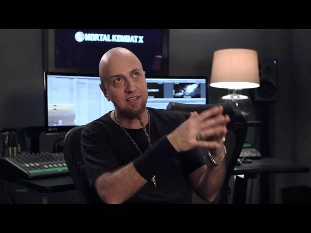 Тизер Mortal Kombat X с System Of A Down (Барака и Онага)