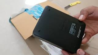 Amazon WD 1.5TB Harddisk Unboxing