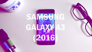 Samsung Galaxy A3 2016 review en español