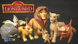 The Lion Guard Deluxe Figure Set from Just Play