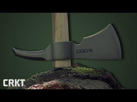 Replacing & Tightening the Woods T-Hawk Handles