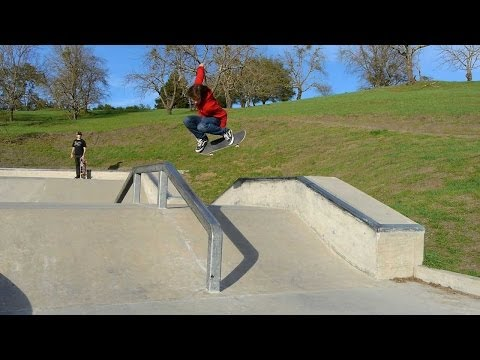 A Day In The East Bay with Keegan Sauder
