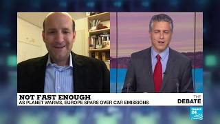 Not fast enough: As planet warms, Europe spars over car emissions