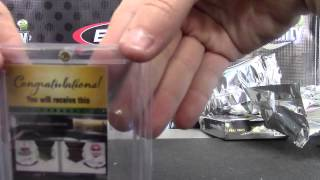 Eddie Oh's 2013 SUPER Box Touchdown Football Box Break