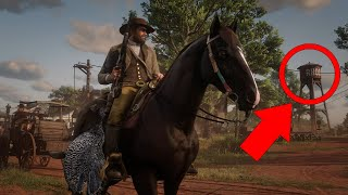 Red Dead Redemption 2: Every Detail in the Newest Gameplay Trailer