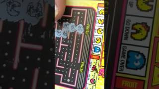 New MS.Pac--Man AZ ticket