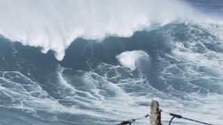 SURFER Awards 2017, Worst Wipeout Nominees: Tom Lowe, Nazaré