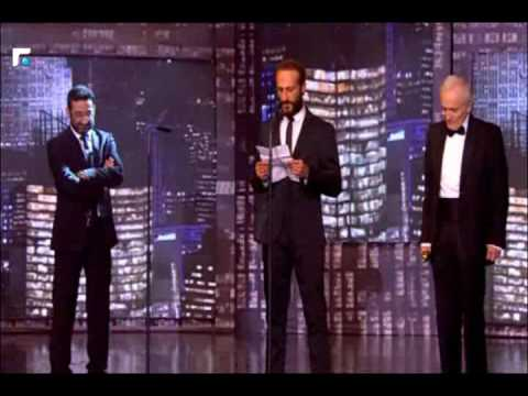 """آلان سعادة يرفض جائزة """"موريكس دور"""" على المسرح"""