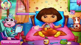 Dora Bee Sting Doctor USA (Songs for Children with Action)