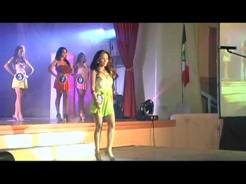 miss bohol international 2012-production number