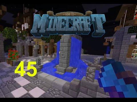 Minecraft: SMP HOW TO MINECRAFT #45