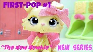 LPS- First-Pop | Episode #1 {The New Newbie} | New HighSchool Series