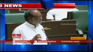BJP Leaders Questions To TRS Govt In TS Assembly Over Power Sector
