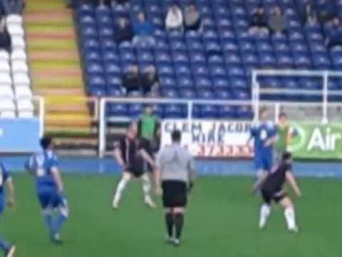 WATERFORD UNITED 0 WEXFORD YOUTHS 1 MAY 17TH 2013 video FOR BEDOBOY channel