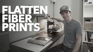 GTV16 :: How I Flatten Fiber Based Prints