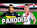 Cancion River vs Boca 2-4 (Parodia Cuatro Babys - Maluma)