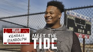 Meet the Tide: Kendall Randolph