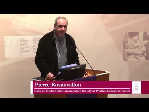 Pierre Rosanvallon: Equality in a New Age of Inequalities