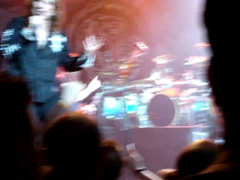Whitesnake live in Tilburg 12-21-2008