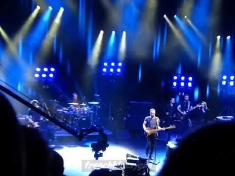 Sting - One Fine Day -  Live Paris - 13/04/2017