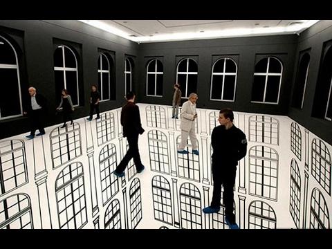 Entretenimiento-9 Ilusiones ópticas para ponerte a prueba!
