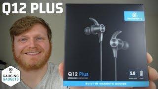 SoundPEATS Q12 Plus Headphones Review - Magnetic Earbuds