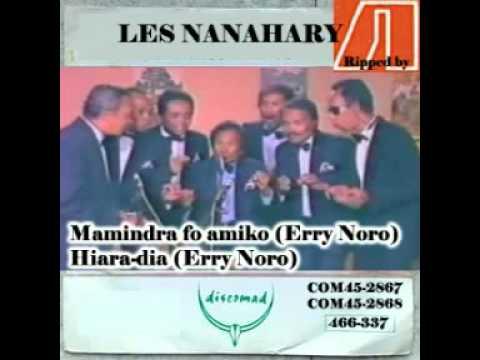 Ny Nanahary  Mamindra fo amiko 1965 (Nanah)