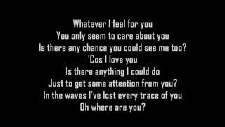 WOODKID I LOVE YOU LYRICS (ACOUSTIC VERSION)
