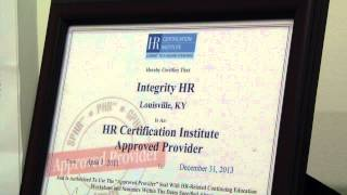 Integrity HR Inc Business First Profile