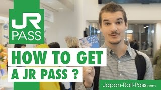 JR Pass - How to GET a Japan Rail Pass (exchange of the voucher and activation)