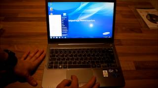 Samsung Series 5 Ultra Ultrabook Review Testbericht deutsch