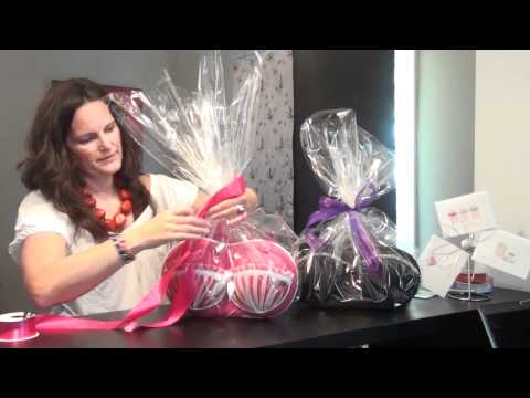 Bridal Shower Gifts - The Bra Bag