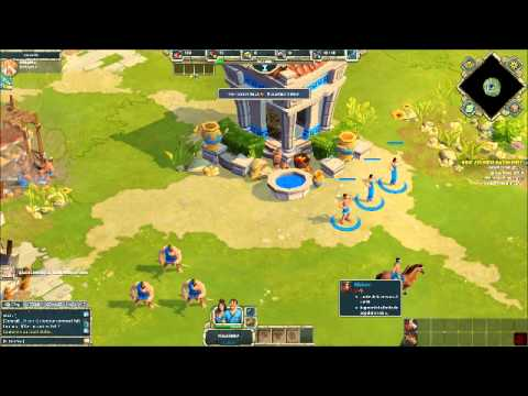 VIDEO-TEST Age Of Empire Online