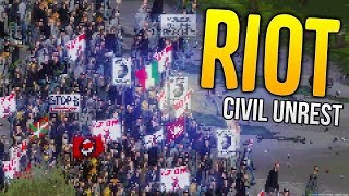 Riot: Civil Unrest - Keep The Peace! - The Riot Simulator - Riot Civil Unrest Gameplay Part 1
