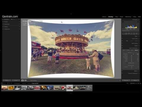 Vintage Camera Effect - Creative Lightroom Episode 10