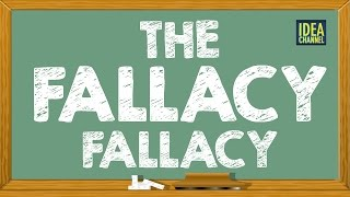 The Fallacy Fallacy | Idea Channel | PBS Digital Studios