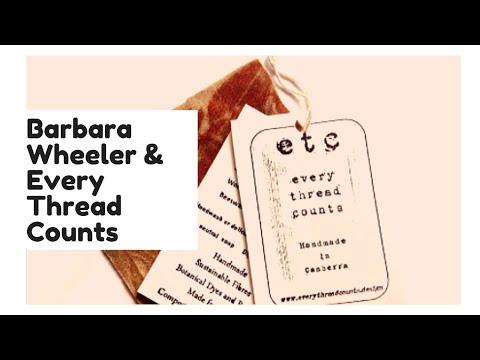 In the Closet: Barbara Wheeler