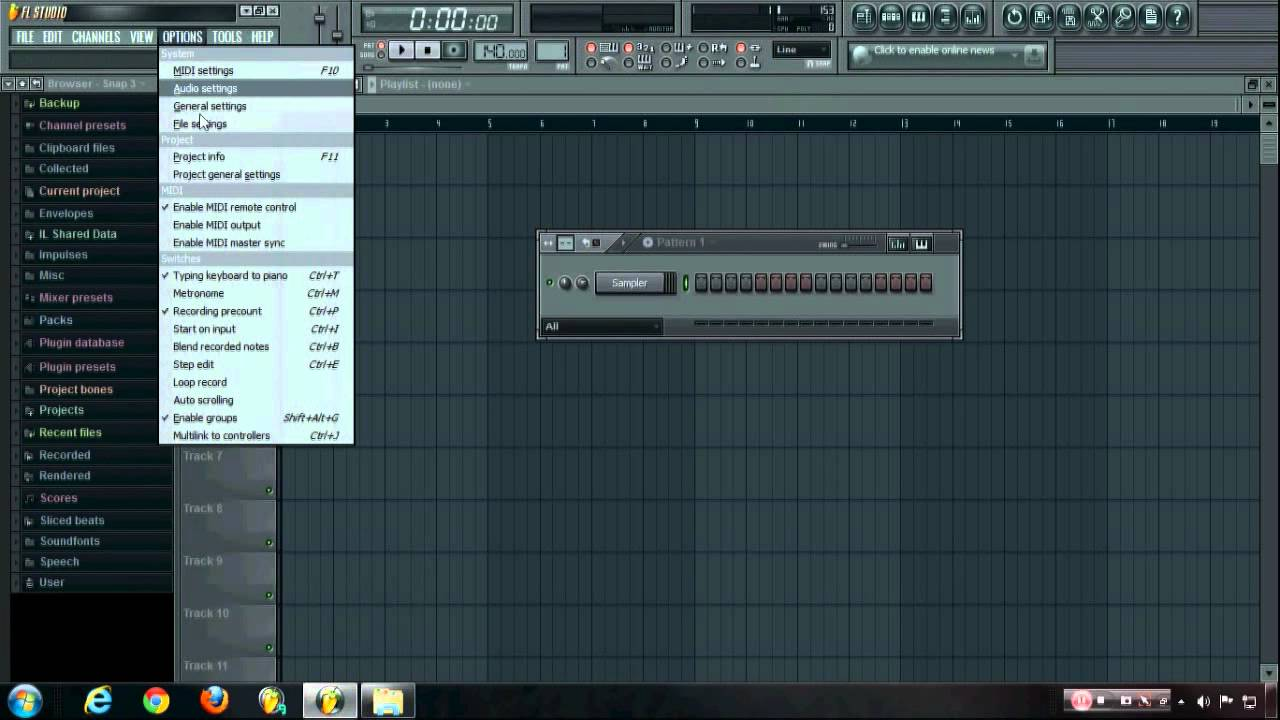 How to download packs into fl studio