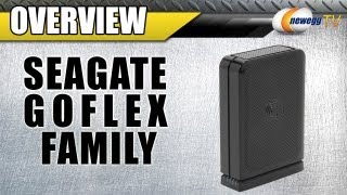 Newegg TV_ Seagate GoFlex Family