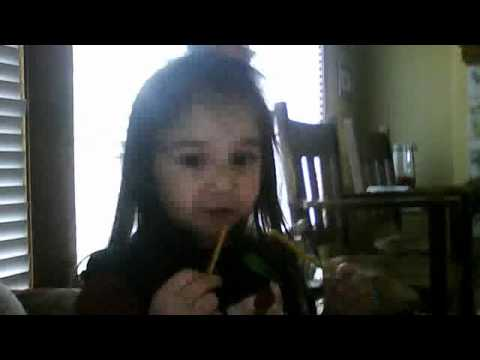 ... And Katy Perry's California Gurls. Haillwell's webcam video October 11, ...