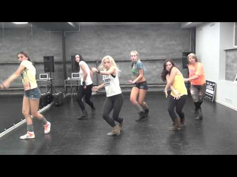 Anthony B - Tease her - Choreo by DHQ Fraules