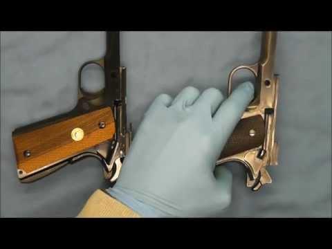9mm Luger Colt Mark IV/Series 70 Government Model
