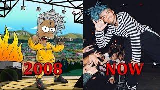 "How ""The Simpsons"" Predicted XXXTENTACION's Success (Parody)"